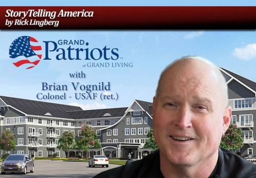 "Grand Patriot:  Brian Vognild ""Gear Up"""
